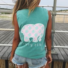 Stay cool this summer in one of our pocketed tanks! Super soft cotton with a comfy & oversized fit, pair it with your favorite shorts or throw it on over your favorite swimwear! - 100% Cotton - Hand-w