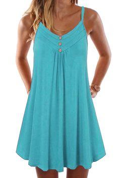 AMSKY❤Women Autumn Loose Maxi Dress Fashion Long Sleeve Cotton Boho Linen Leaf Printed Tunic Shirt Dress