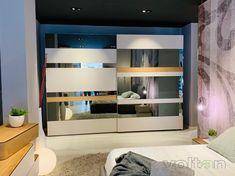 Legno Grafite Grigio Chiaro Mobile sospeso con sportello Verde Furniture to Go