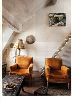 emblemantiques: world of Interiors - July 2012