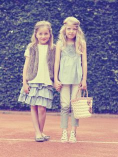Petit by Sofie Schnoor SS12. And these will be my children.