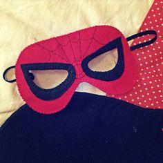 mask Spider-Man