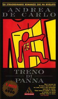 Treno di panna - Andrea De Carlo