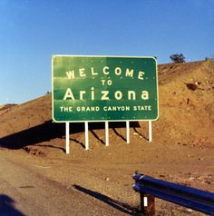 Arizona - Welcome to the Grand Canyon State!