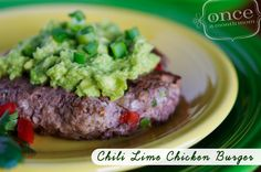 Better Than the Freezer Aisle: Copycat Trader Joe's Chili Lime Chicken Burgers