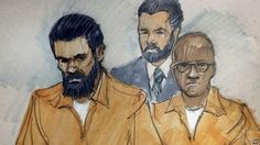 Revista El Cañero: Arrestan a dos sospechosos de terrorismo