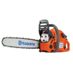 A new chainsaw. This Husqvarna Rancher would be Adam's absolute top pick, but we would gladly accept any decent brand of your choice.