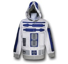 "#Star-Wars-R2D2-hoodie  should I be concerned because I said (truthfully) ""I would wear that!""?"