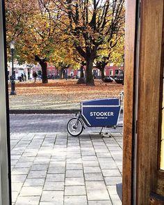 Trainingsdag bij STOOKER  #stookercoffee #stookerblue #bykees #training #autumn #sunnyday