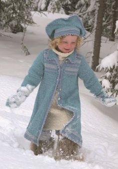 Søkeresultater for « Knitting For Kids, Baby Crafts, Winter Holidays, Knitting Patterns, Knitting Ideas, Winter Hats, Crochet Hats, Children, Girls
