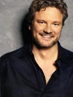 Colin Firth - a good look!