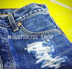 Levis destroyed  #fashion #levis #destroyed #vintage #levisvintage #custom #denim