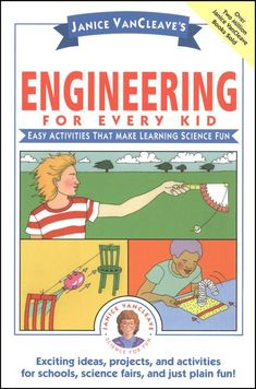 Engineering for Every Kid by Janice VanCleave (P06/2014, Kindle)