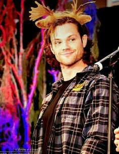 Sam, Sammy, Moose. Whatever you want to call him. Jared.