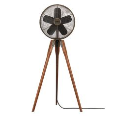 Fanimation Indoor Stand Fan at Lowe's. The Arden by Fanimation performs double duty, combining functionality with aesthetics. The Walnut legs and the fan?s Oil Rubbed Bronze finish recall the Interior Wall Lights, Stand Fan, Pedestal Fan, Portable Fan, Floor Fans, Desk Fan, Heating And Cooling, Oil Rubbed Bronze, Indoor