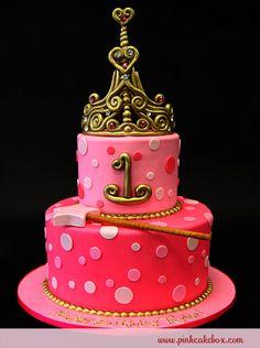 Princess Birthday Specialty Cakes