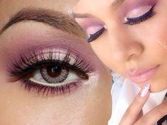 Tutorial De Maquillaje: Ojos Romanticos Para San Valentin - JuanCarlos960 - YouTube