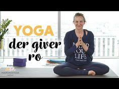 Ud af hovedet, ned i kroppen: Afstressende yogaøvelser Hiit, Health Fitness, Squat, Lunges, Pilates, Stress, Karen, Sports, Youtube