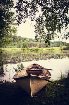 canoeing--great family fun!