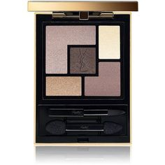 Yves Saint Laurent Beauty Women's Art Palette Eye Shadow (826.620 IDR) ❤ liked on Polyvore featuring beauty products, makeup, eye makeup, eyeshadow, no color, yves saint laurent and palette eyeshadow