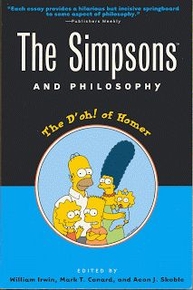 The Simpsons has provided fodder for serious books on religion, philosophy, cultural studies and media studies.