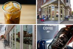 Whether you're looking for a major morning jolt with a bottle of cold brew to-go or a carefully poured icy latte to savor, Philadelphia's coffee shops have