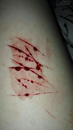 Pain is the only thing wich Show us that we're not dead
