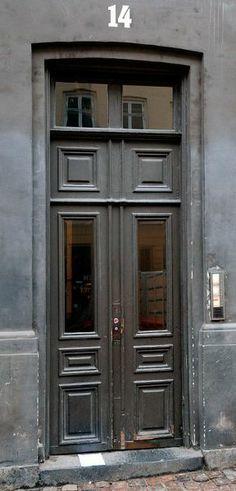 Door from Denmark.