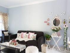 Desain Interior Ruang Tamu Minimalis Yang I