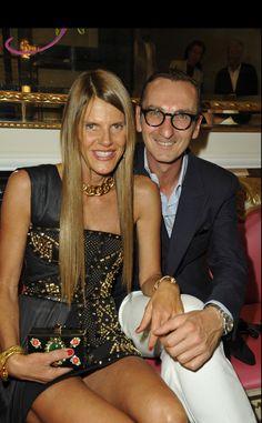 fiesta de reapertura de la Maison Schiaparelli: Bruno Frisoni