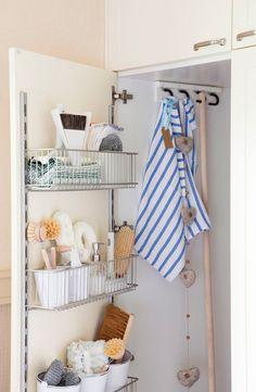 Ideias de organização para lavanderia