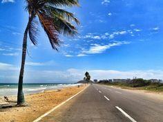 Playa la Caracola, Nueva Esparta