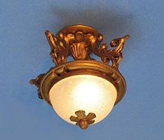 10 of the Best - Miniature Dolls House Ceiling Lights | Features | Collectors Club of Great Britain