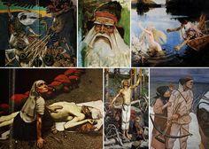 Nyt on hyvä hetki tarkistaa oma kalevalainen luonnetyyppinsä, sillä lauantaina juhlitaan suomalaisuutta, kulttuuria ja erityisesti kansalliseepostamme Kalevalaa.