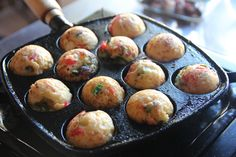 Takoyaki - an all-time fave! I have to make this!!!