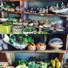 Organic local market