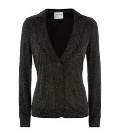 Armani Collezioni Glitter Embellished Jacket available to buy at Harrods. Shop designer women's clothing online & earn reward points.