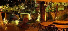 ADH Paysages - L'éclairage de votre jardin