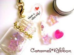 Caramel*Ribbon(キャラメルリボン)の粘土で作るスイーツデコ・アクセ