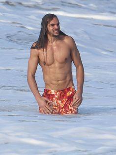 girlfriend Joakim beach nude noah