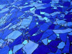 Mosaic - broken pottery