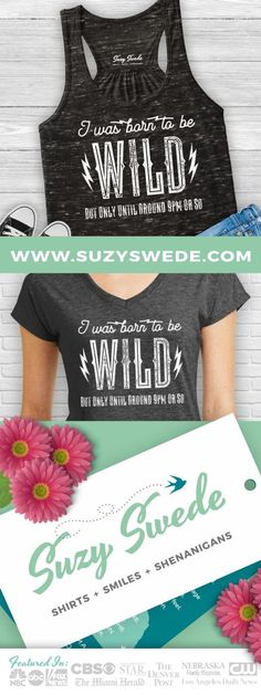 Suzy Swede | Wholesale Graphic Tees and Gifts