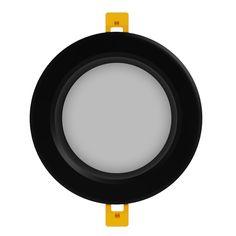 Serie WS Driverless de EVOLUX:  Foco Downlight Empotrado LED en distintos tamaños y potencias para cada aplicación. Compatibles con sistemas de automatización y control de iluminación (domotica). Pueden funcionar con sensores de presencia, movimiento o ocupación y son compatibles con nuestros KIT de Emergencia para productos LED.