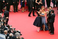 Grand Central Red Carpet in Cannes 2013