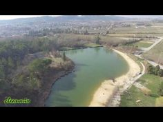 LAC DE MORMOIRON PLAN D'EAU DES SALETTES DRONE FOOTAGE TRAVEL 4K UHD Meditation For Stress, Meditation Music, 4k Uhd, Relaxing Music, River, How To Plan, Outdoor, Bathing, Calming Music