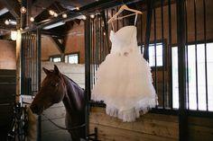 Rustic Equestrian Wedding stable Shoot