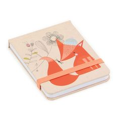Notebooks - Lined, Plain & Smart Note, Avatar, Cute Notebooks, Paperchase, Journal Covers, Fox, Stationery, Gift Wrapping, Sewing