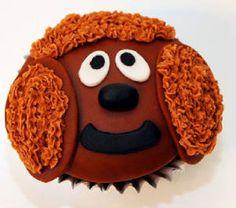 Rowlf Cupcake