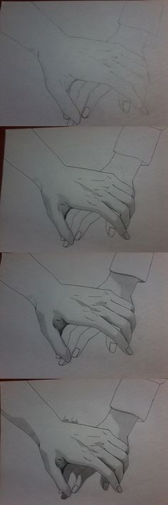 Lo más complicado para mi, es hacer las manos, así que nada, con la práctica se hace el maestro