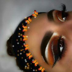 Cute Makeup, Glam Makeup, Pretty Makeup, Makeup Inspo, Makeup Art, Makeup Eyeshadow, Makeup Inspiration, Makeup Brushes, Beauty Makeup